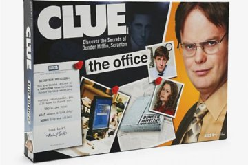The 'Office' Version Of Clue Solves The Mystery Of Who Killed Toby