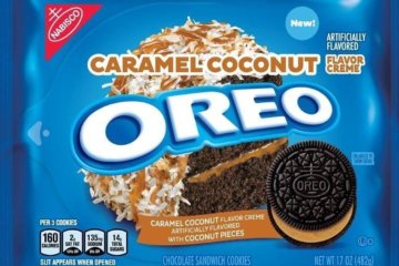 Oreo Is Releasing Chocolate Marshmallow And Caramel Coconut Flavors In 2020