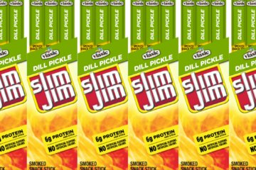 Dill Pickle Slim Jims Are A Thing Now — Thanks, Vlasic