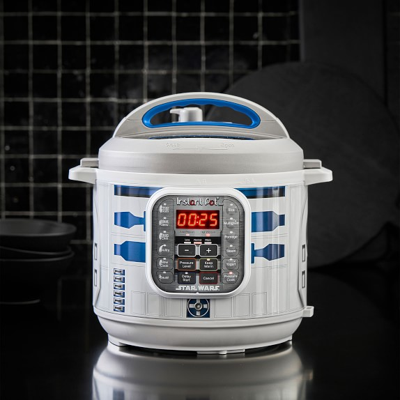 'Star Wars' Instant Pots Are A Thing Now, So Time To Update Your Christmas List