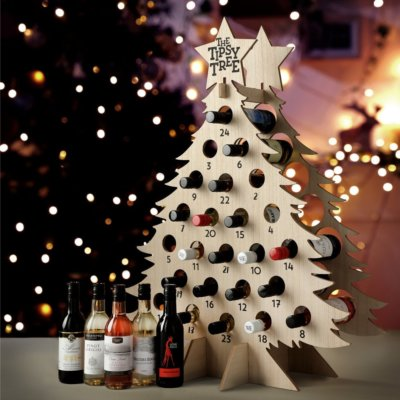 This Wine Advent Calendar Lets You Enjoy A Different Bottle Every Day Before Christmas