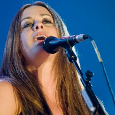 Alanis Morissette Is Doing A 'Jagged Little Pill' Tour For The Album's 25th Anniversary