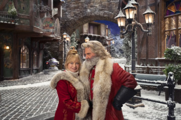 Netflix Confirms 'The Christmas Chronicles 2' Starring Kurt Russell And Goldie Hawn