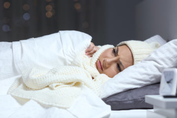 Sleeping In A Cold Room Is Good For Your Health, Science Says