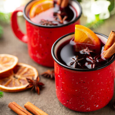 Mulled Wine Hair Is Here Just In Time For The Holidays