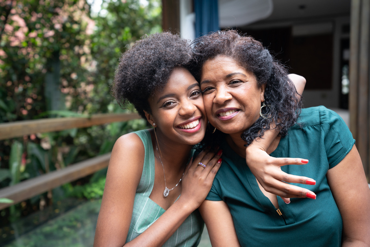 Hanging Out With Your Mom Can Help Her Live Longer, Study Says