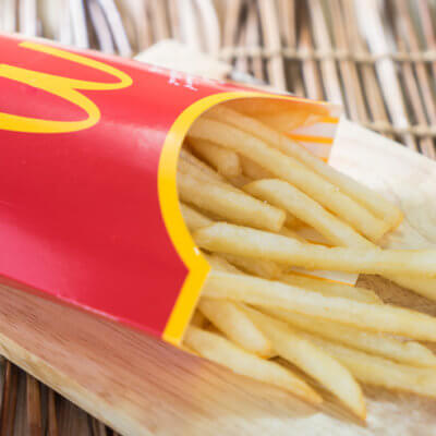 McDonald's Is Selling Baskets Full Of Fries For Everyone Who Needs More Than A Large