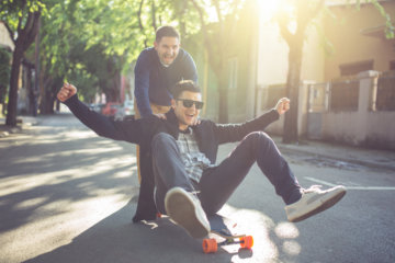 Men Don't Mature Until After The Age Of 40, Science Reveals