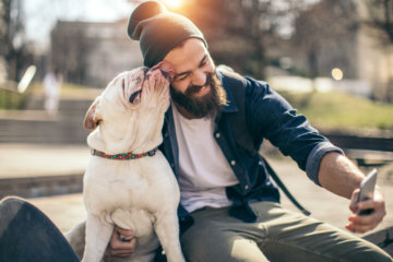 Men's Beards Carry More Gross Germs Than Dogs, Study Finds