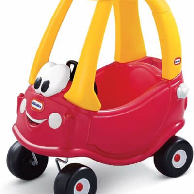 The Adult Version Of The Little Tikes Toy Car Is Real And It Hits Up To 70 MPH