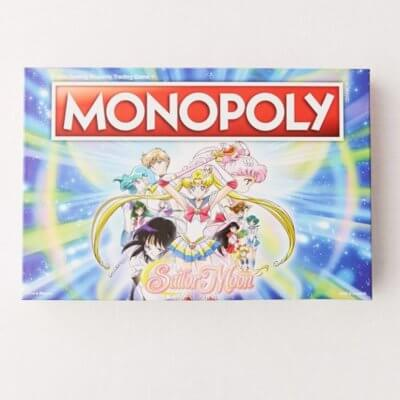 This Sailor Moon Version Of Monopoly Will Take You Straight Back To The '90s