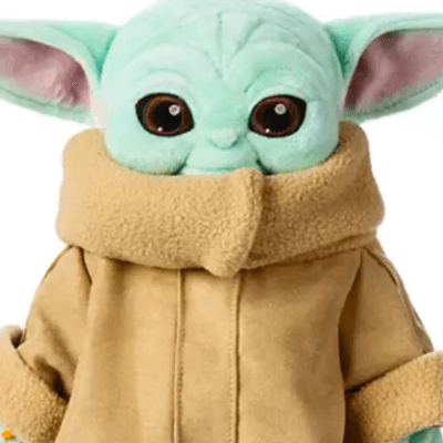Build-A-Bear Is Offering A Baby Yoda Stuffed Animal Now, So Get Ready To Empty Your Wallet