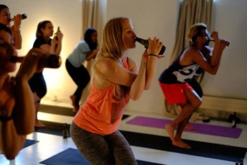 Beer Yoga Is Exactly What It Sounds Like And You Need To Try It