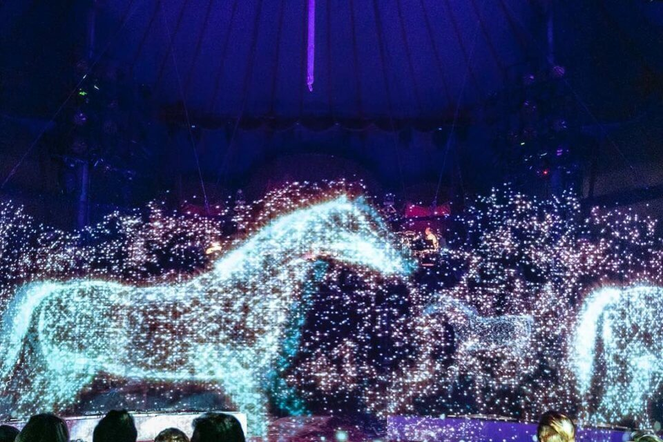 This Circus Uses Holograms Instead Of Live Animals To Prevent Abuse And Mistreatment