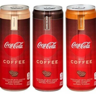 Coca-Cola With Coffee Is Coming Soon In 3 Different Delicious Flavors