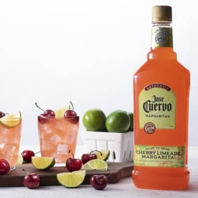 Jose Cuervo Is Selling Cherry Limeade Margarita That's Ready To Drink Straight From The Bottle