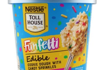 Nestle Released Funfetti Cookie Dough You Can Eat Straight From The Pot
