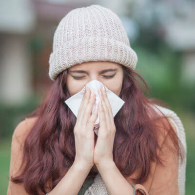 Women With Large Chests Suffer From Worse Colds, Study Finds