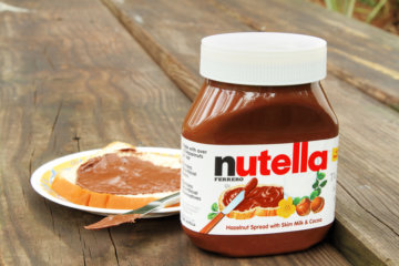 Costco Is Selling 7 Pound Tubs Of Nutella Because You Can Never Have Enough