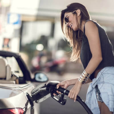 Female Driver Says Gas Pumps Are Sexist Because They're Designed For Men And Hurt Her Small Hands