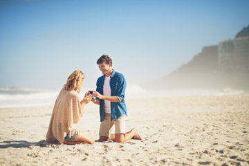 Signs You're Not Ready To Get Engaged
