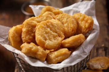 Chicken Nugget Bouquets Just Might Be The Best Valentine's Day Gift Ever