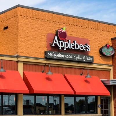Man Arrested For Fondling Himself In A Georgia Applebee's