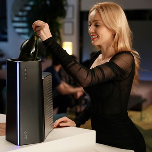'Reverse Microwaves' Exist Now That Can Chill Your Wine Or Beer In Seconds
