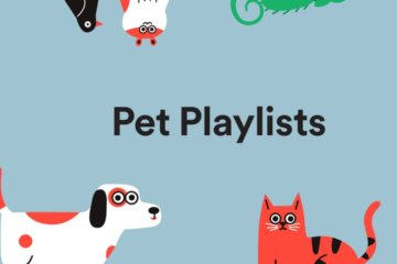 Spotify Launches Personalized Playlists For Your Pets To Keep Them Company When You're Not Home