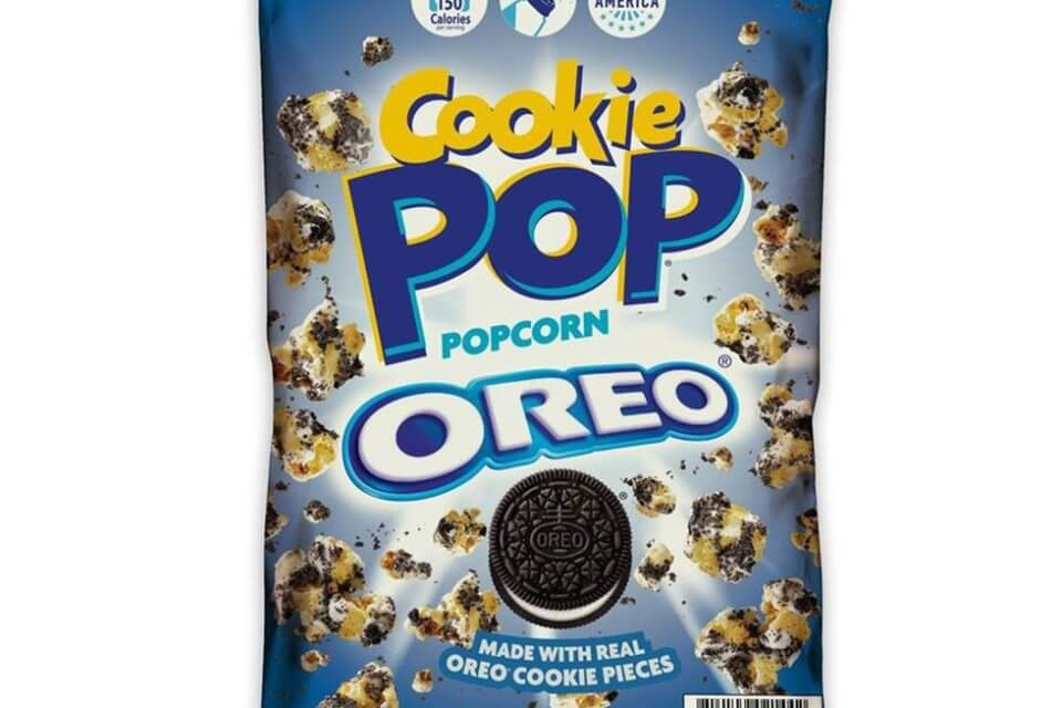 Oreo Popcorn Exists Now, So Say Hello To Your New Favorite Snack