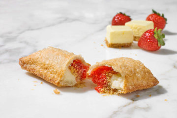 Popeyes Is Selling Deep-Fried Strawberry Cheesecake Pies And They're SO GOOD