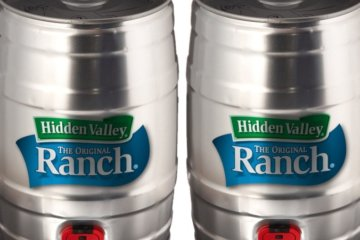 You Can Now Buy A Keg Full Of Hidden Valley Ranch, So 2020 Is Off To A Great Start