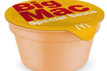 McDonald's Is Selling Pots Of Big Mac Sauce For A Limited Time, So Stock Up