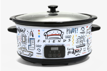 This 'Friends' Slow Cooker Is Begging For Space On Your Kitchen Counter