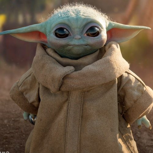 You Can Now Pre-Order A Life-Sized Baby Yoda In All His Glory