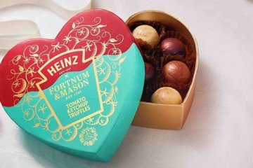 Heinz Released Ketchup-Flavored Truffles For Valentine's Day And I Don't Know How To Feel
