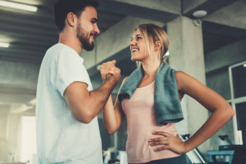 Exercising With My Boyfriend Drastically Improved Our Relationship