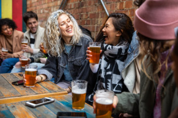 Drinking Alcohol Every Day Could Increase Your Chances Of Living To 90, Study Finds