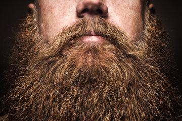 The National Beard And Moustache Championships Are The Home Of Some Pretty Serious Facial Hair