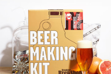 This Beer Making Kit Is The Perfect Valentine's Day Gift For The Brew Lover In Your Life