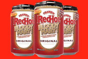 Frank's RedHot Is Selling A Bloody Mary That's Ready To Drink Right From The Can