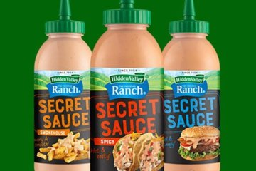 Hidden Valley Is Releasing A Line Of 'Secret Sauces' So You Can Put Ranch On Everything