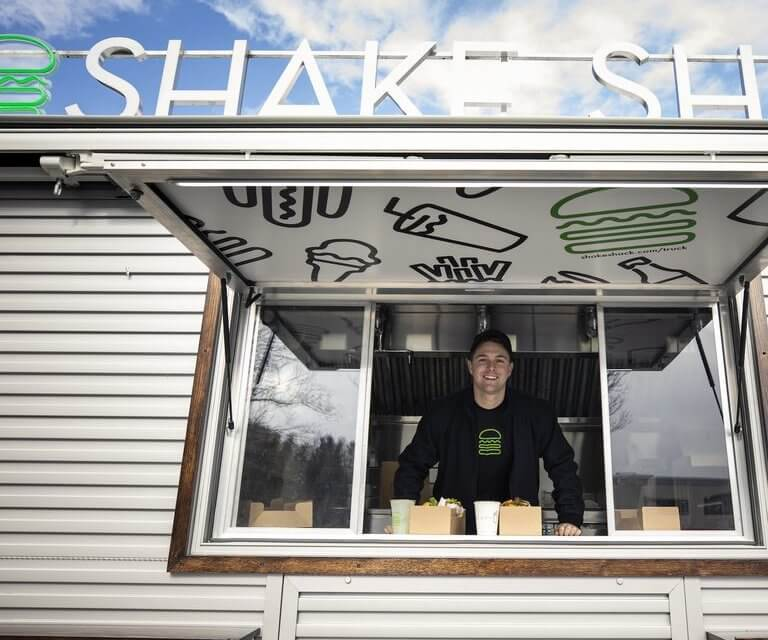 You Can Rent A Shake Shack Food Truck For Your Next Party, And Why Wouldn't You?