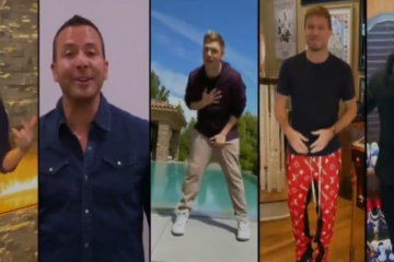 The Backstreet Boys Sang 'I Want It That Way' From Their Separate Homes And It Was So Good