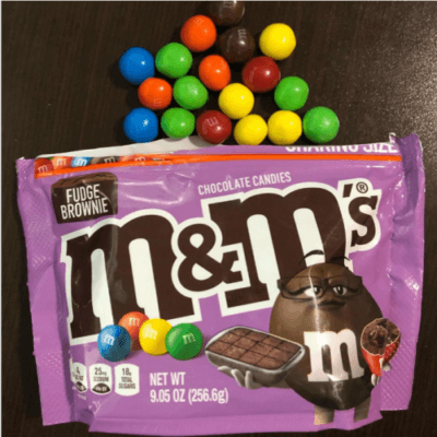 Fudge Brownie M&M's Are Here To Be Your Favorite Self-Isolation Snack
