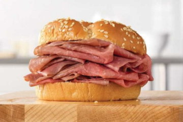 PSA: You Can Get 5 Arby's Roast Beef Sandwiches For $10 This Week