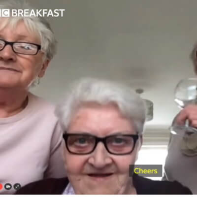 These 3 Elderly Women Are Moving In Together So They Don't Have To Self-Isolate Alone
