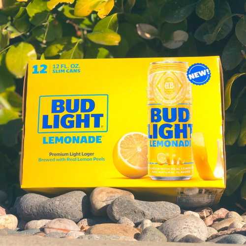 Bud Light Lemonade Is Going To Be *The* Drink Of Summer 2020