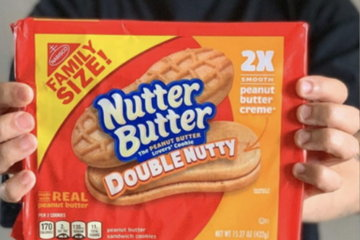 Nutter Butter Released Double Nutty Cookies With Twice The Peanut Butter
