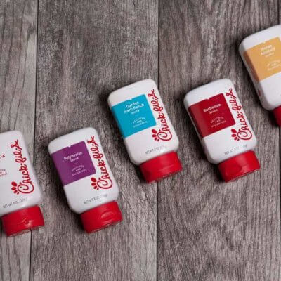 Chick-fil-A Has Bottled Their Sauces So You Can Make Your Own Chicken Sandwiches At Home